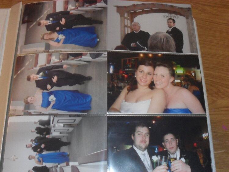 4 x 6 Photo Page