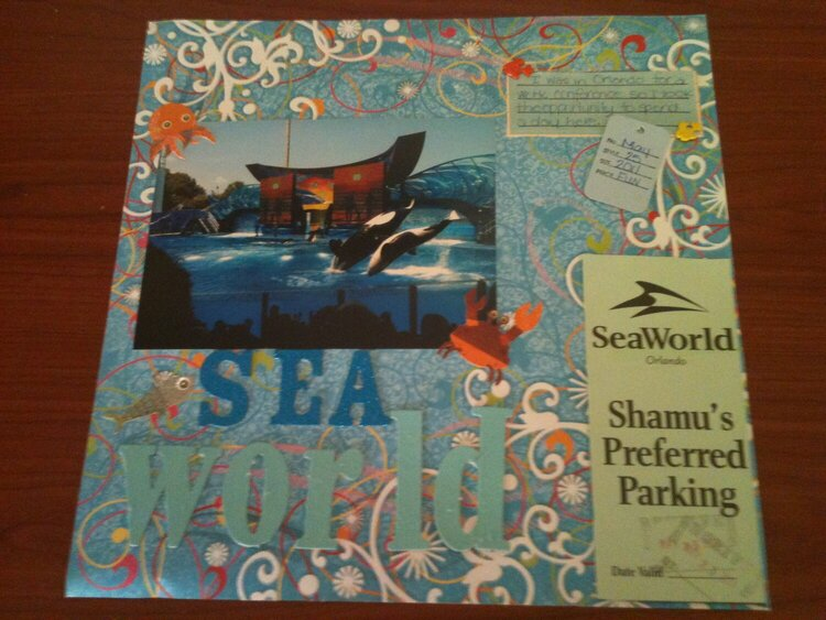 Sea World - May 2011