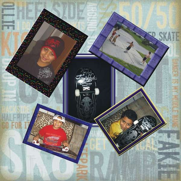 Bo Skate