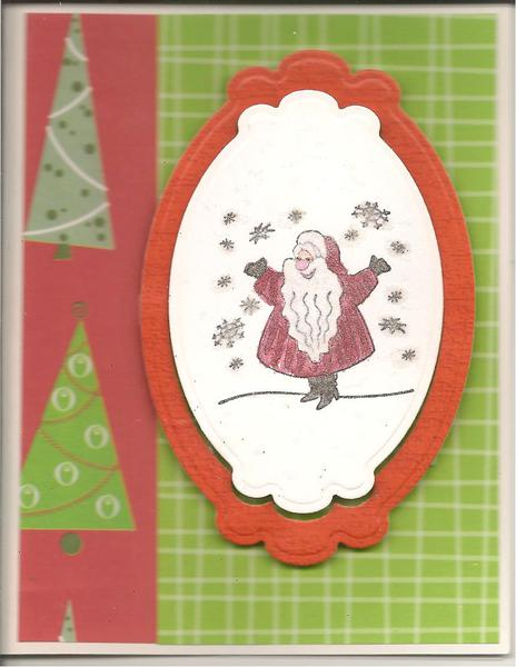 Santa Sparkles