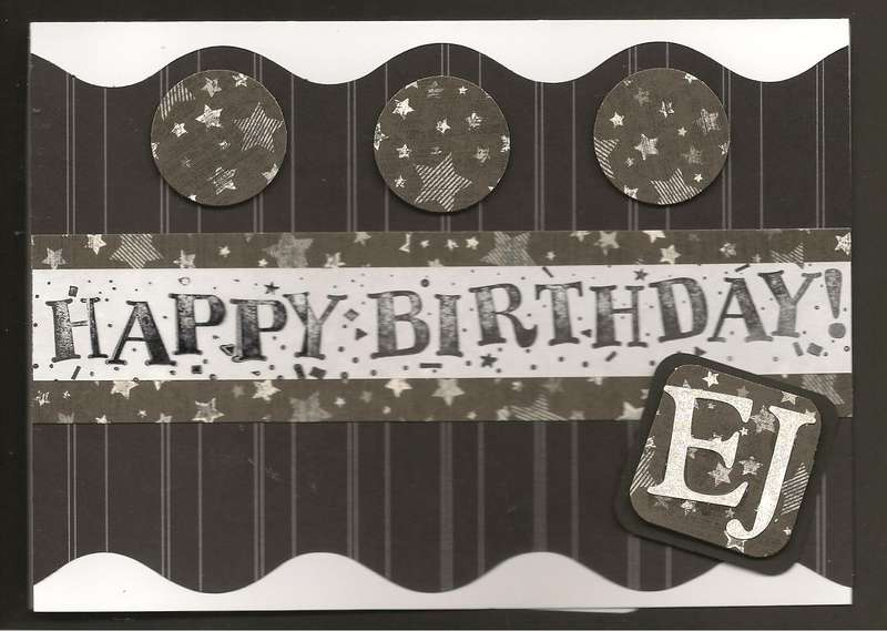 Happy Birthday E J