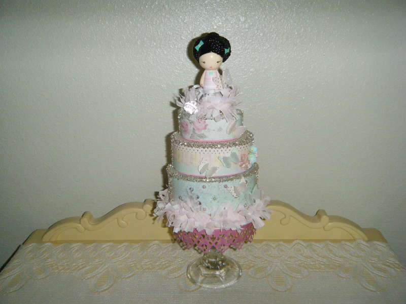 3-d cake