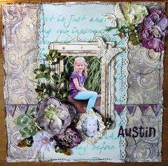 Austin ~C'est Magnifique Kits~