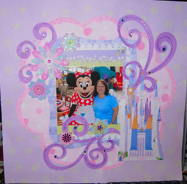 Disney - Me n Minnie
