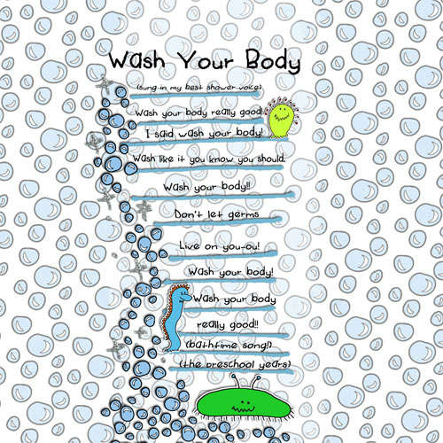Wash Your Body