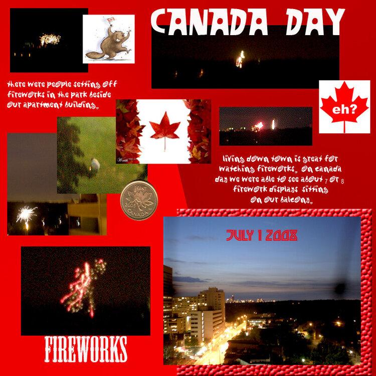 Canada Day 2008