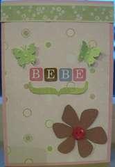 Bebe card