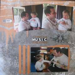 Music with my Uncle