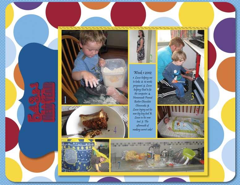 Project 365 Week 1 2012