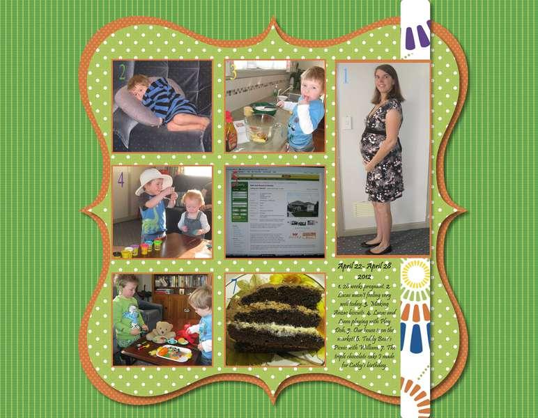 Project 365 2012 Week 17
