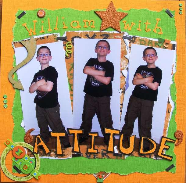 William with Attitude