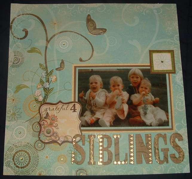 Grateful 4 Siblings