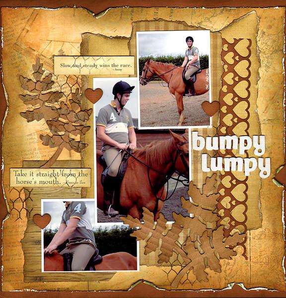 Bumpy Lumpys