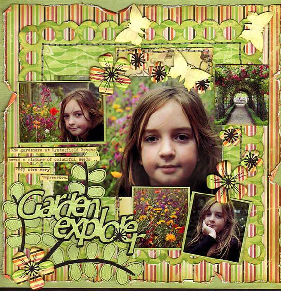 Garden explorer