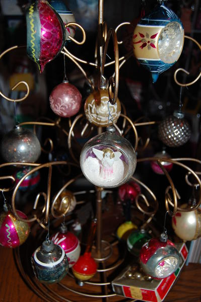 Capturing December day 8. ornaments
