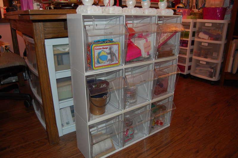 freeby storage bins
