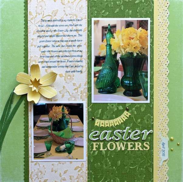Favorite Easter Flowers