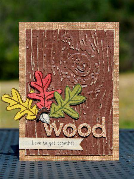 Wood love to get together