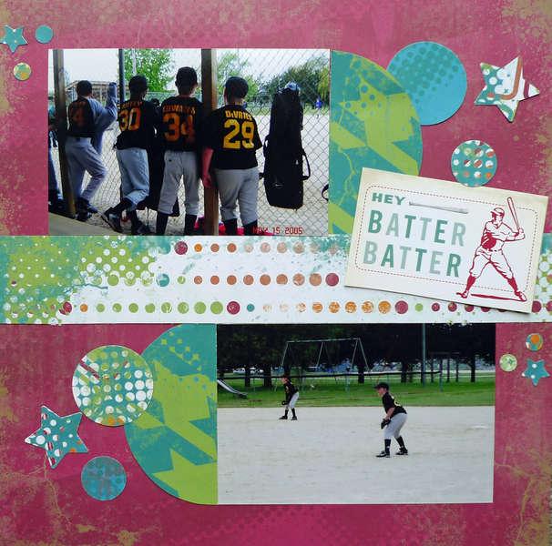 Hey Batter Batter ~