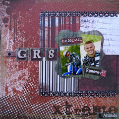 GR8 ~