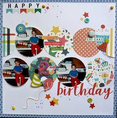 Happy 2nd Birthday ~