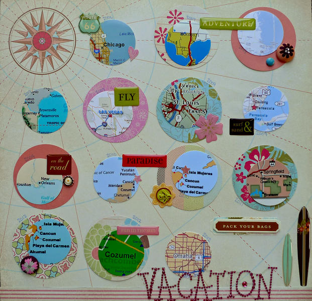 Vacation ~