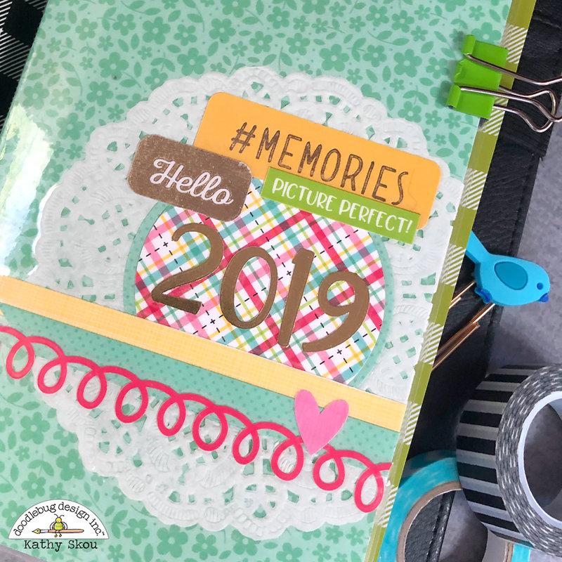 Doodlebug Design   2019 Memories TN