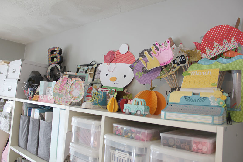 *** Doodlebug Design *** Craft Room Tour