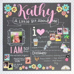 *** Doodlebug Design *** A Little Bit About Me