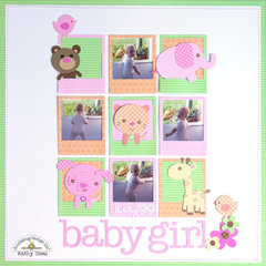 *** Doodlebug Design *** Baby Girl