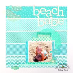 *** Doodlebug Design *** Beach Babe