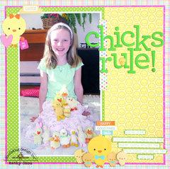 *** Doodlebug Design *** Chicks Rule
