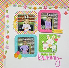 *** Doodlebug Design *** Cute as a Bunny
