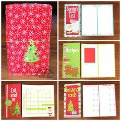 *** Doodlebug Design *** SugarPlums Christmas Fauxdori Planner