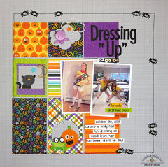 *** Doodlebug Design *** Dressing Up