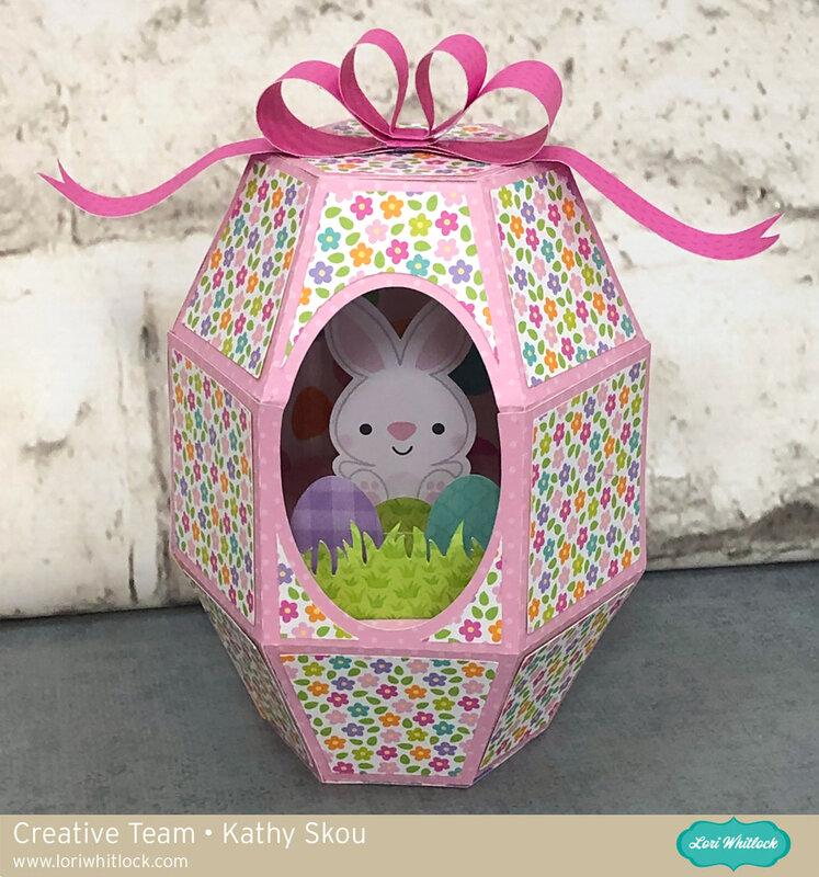 Lori Whitlock | Easter Egg Diorama
