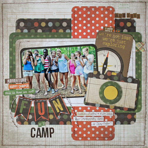 Fun at Camp