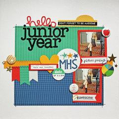 Hello Junior Year