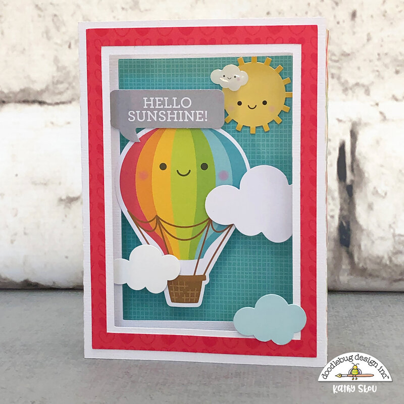 Doodlebug Design | Hello Sunshine I