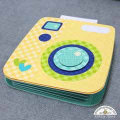Doodlebug Design: Sweet Summer Insta-Camera Mini Album