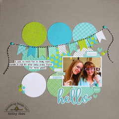 *** Doodlebug Design *** Hello