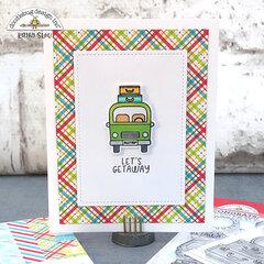 Doodlebug Design | I Heart Travel Let's Getaway