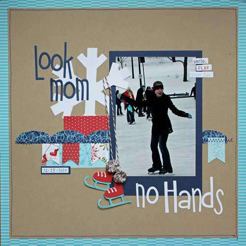 Look Mom, No Hands