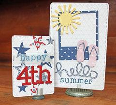 Summer PL Cards