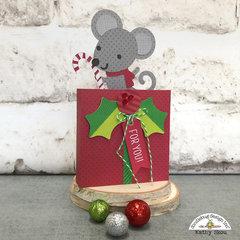 Doodlebug Design | Christmas Town Mouse Box Card