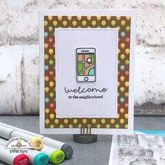 Doodlebug Design | I {heart} Travel Welcome to the Neighborhood