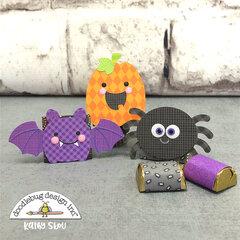 Doodlebug Design | Candy Carnival Nugget Wrappers