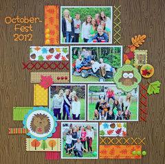 Octoberfext 2012