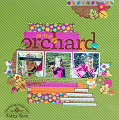 ***Doodlebug Designs *** At The Orchard