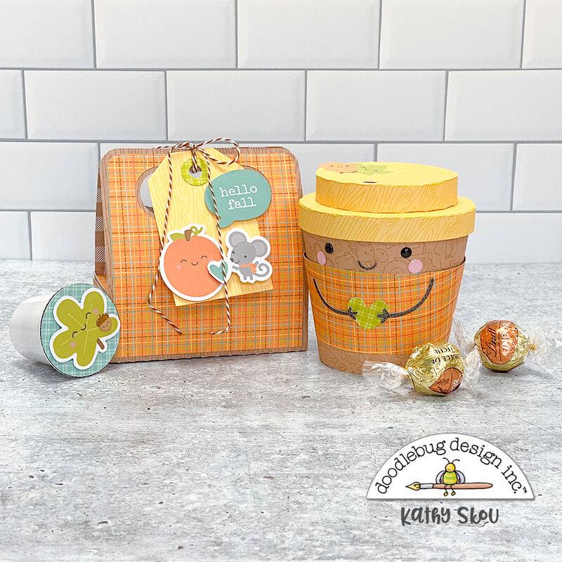 Doodlebug Design | Pumpkin Spice Latte Lover's Set